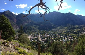 WCCF worked with the Ouray Trails Group to complete the Ouray Perimeter Trail by transferring two parcels of land at a bargain sale price to make it affordable for purchase.
