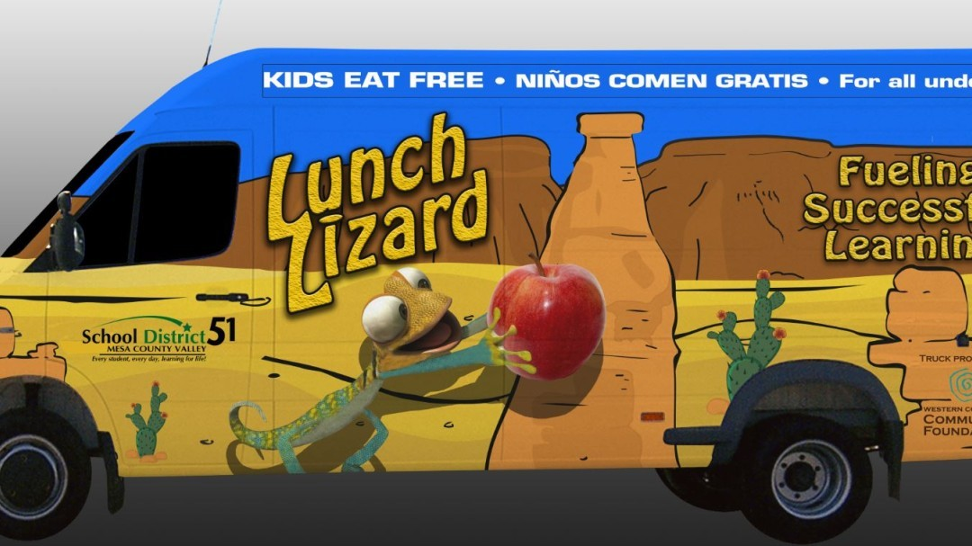 District 51 Launches Lunch Lizard-Free Meals for Kids