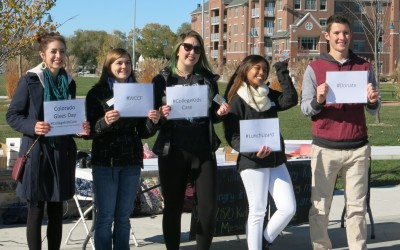 Students Taking On Child Hunger