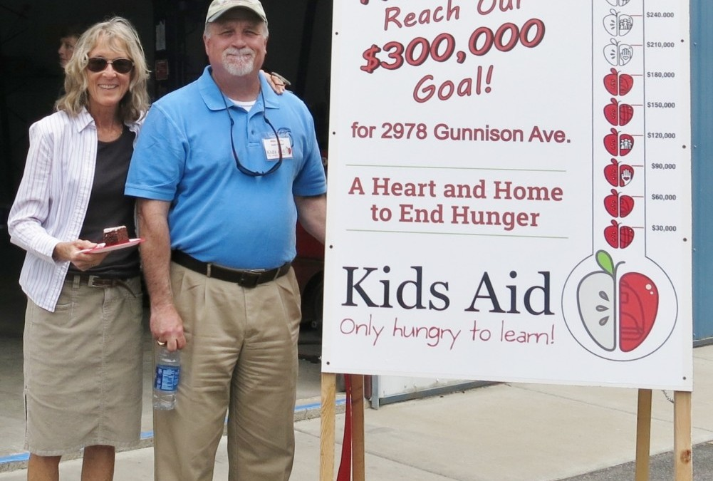 Kids Aid Gets a Permanent Home