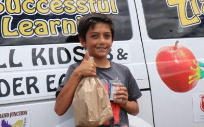 D51 Lunch Lizard Summer Meal Program Receives National Award
