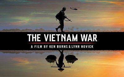 """Join Us! """"The Vietnam War"""" An Evening with documentary film director Ken Burns"""