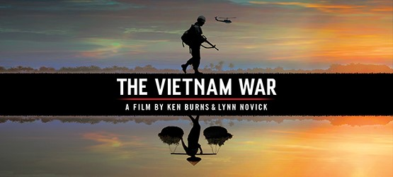 "Join Us! ""The Vietnam War"" An Evening with documentary film director Ken Burns"