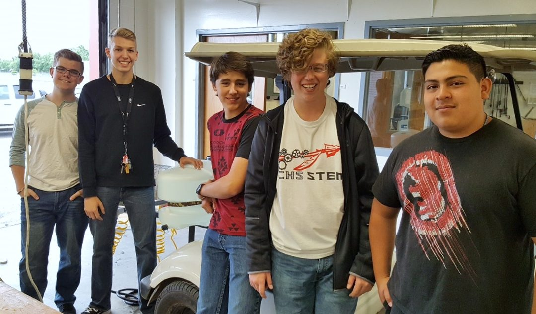 Support for Central High School's Expanding Robotics Program