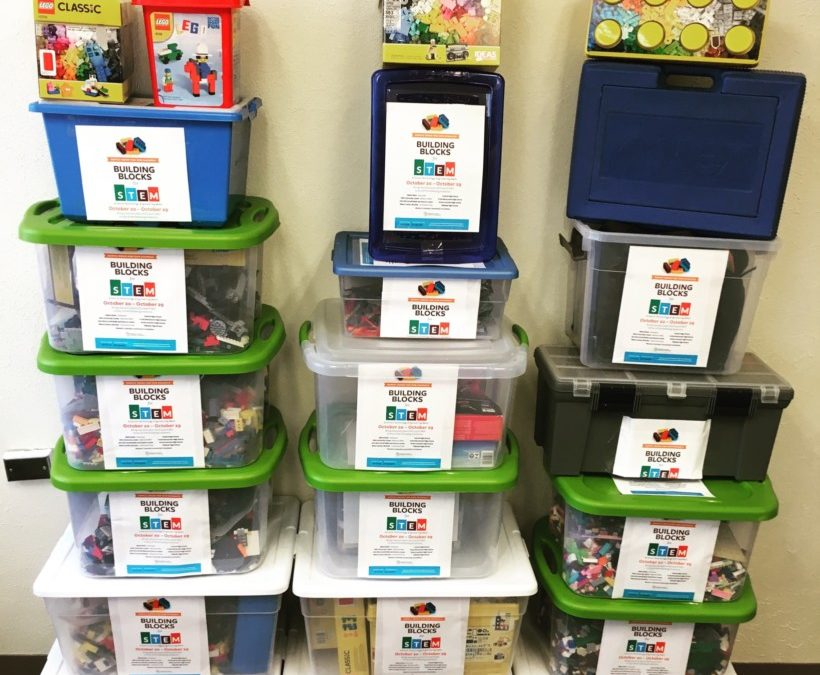 Successful Building Blocks for STEM – Supply Drive for Schools
