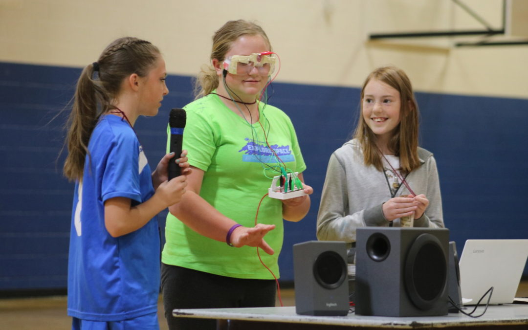 WCCF supports Girls in STEM