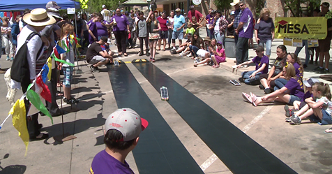 STEM Grants for 3-D Printers power Solar Car Races