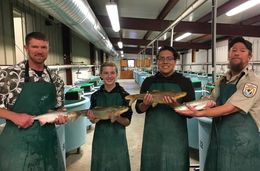 $10,000 WCCF Grant Helps Fund Fish Hatchery at Palisade High School
