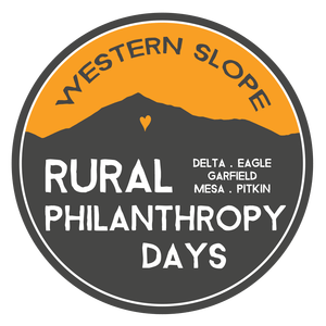 Western Slope Rural Philanthropy Days – 2019