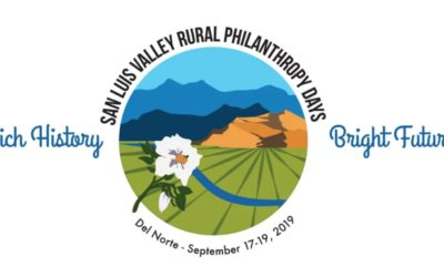 Rural Philanthropy Days of the San Luis Valley