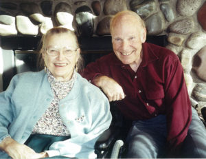 Hjalmar and Mary Sundin