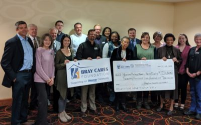 Bray Cares Foundation Grants $20,500 – Daily Sentinel Article