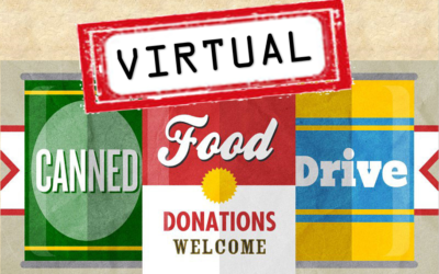 Virtual Canned Food Drive