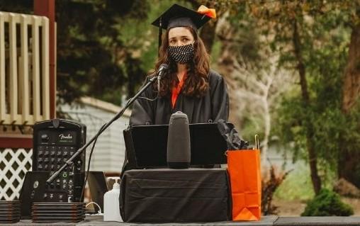 Anna B. 2020 Scholarship Student - People