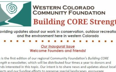 Building CORE Strength – Inaugural Issue!