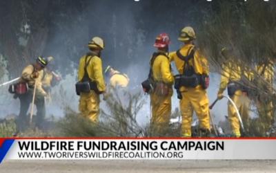 Wildfire prevention campaign